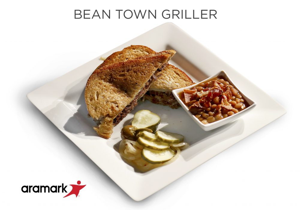 Super Bowl LI menu item Bean Town Griller