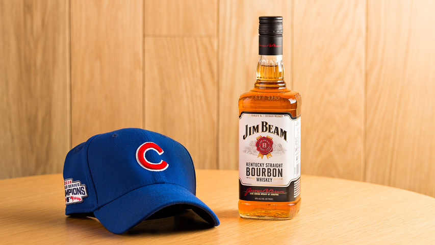 Jim Beam and Chicago Cubs