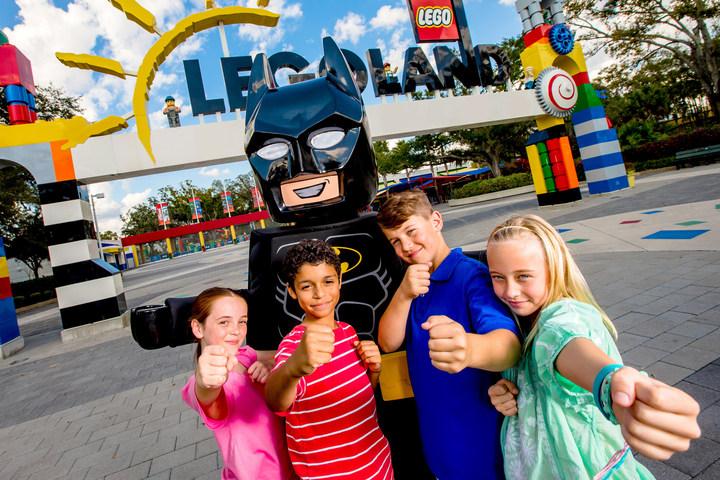 The Lego Batman Movie Days