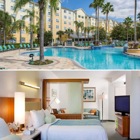 SeaWordl has a 2017 promotion with select Marriott brand hotels.