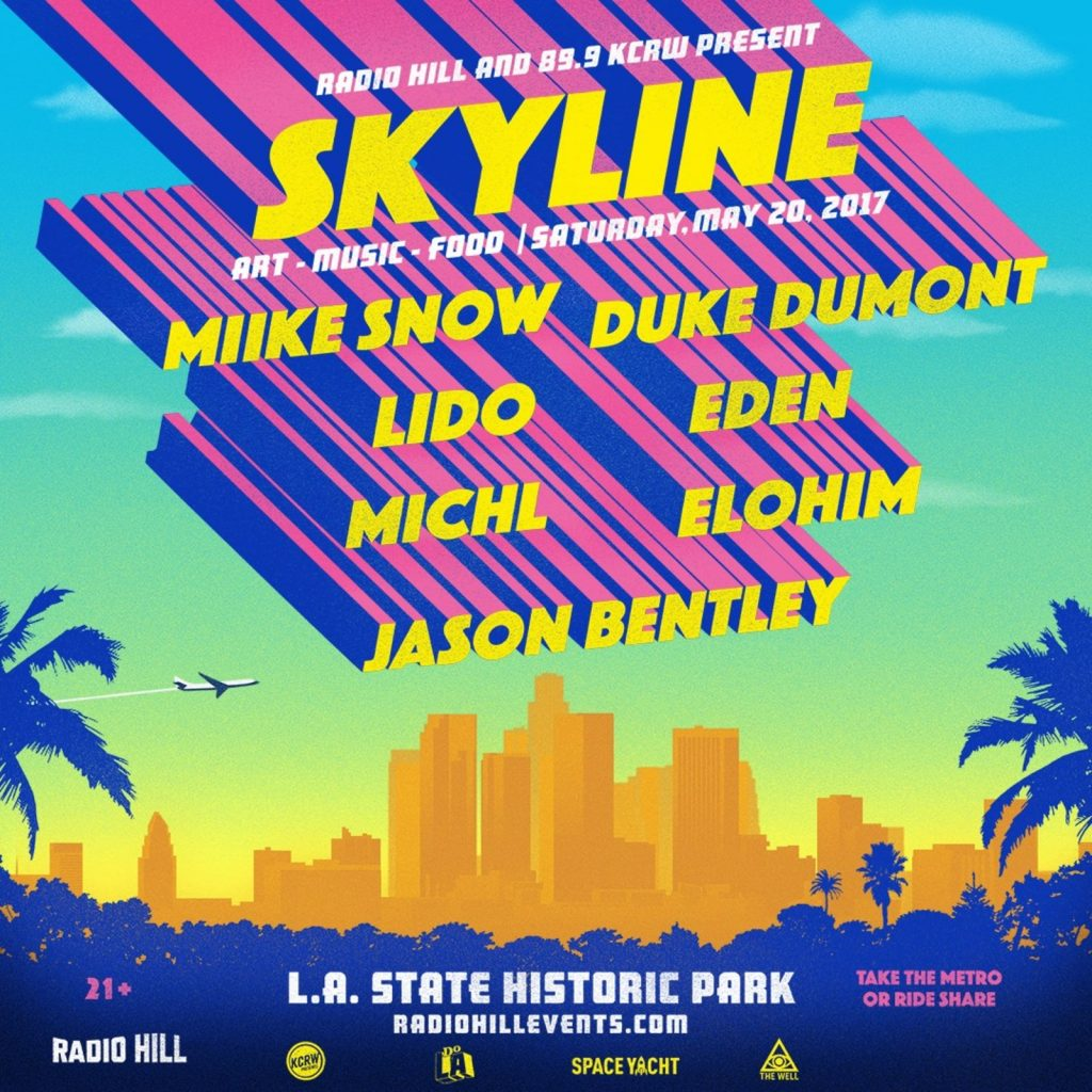 Radio Hill's Skyline festival