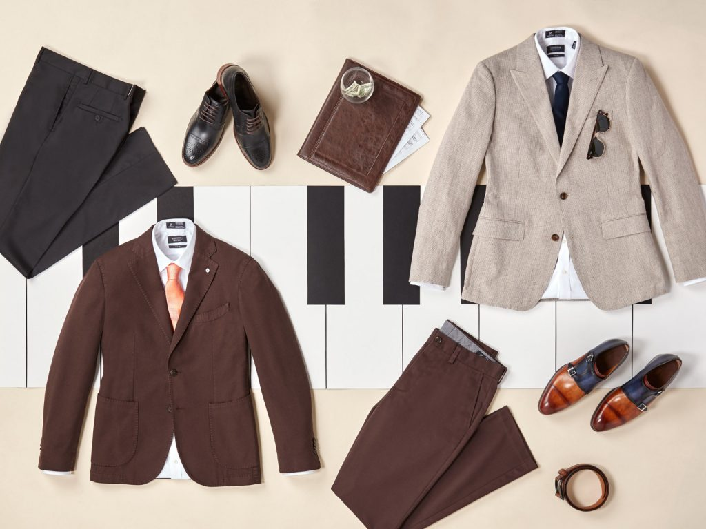 """Trunk Club and Mary Zophres curate women's looks inspired by """"La La Land."""""""
