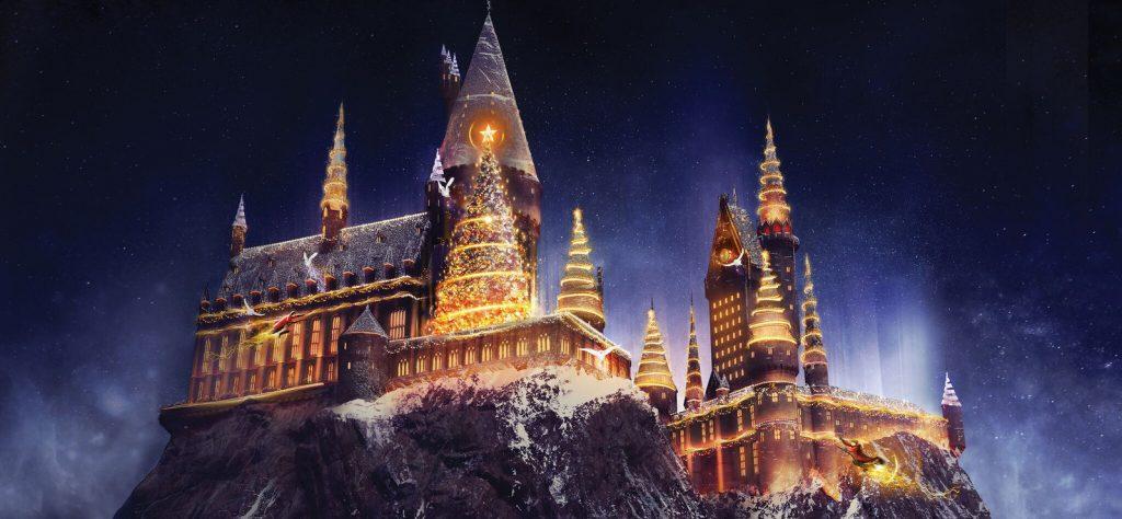 Universal Orlando Resort's Christmas at Hogwarts