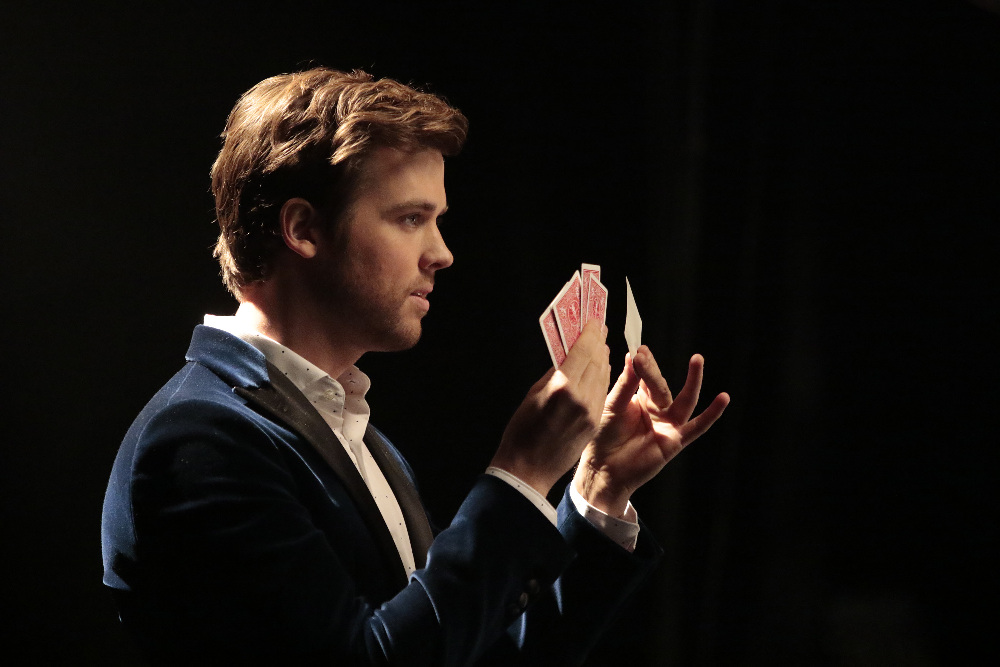 "Jack Cutmore-Scott in ""Deception"" (Photo by Giovanni Rufino/ABC)"