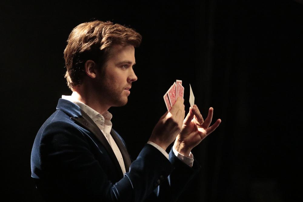 """Jack Cutmore-Scott in """"Deception"""" (Photo by Giovanni Rufino/ABC)"""