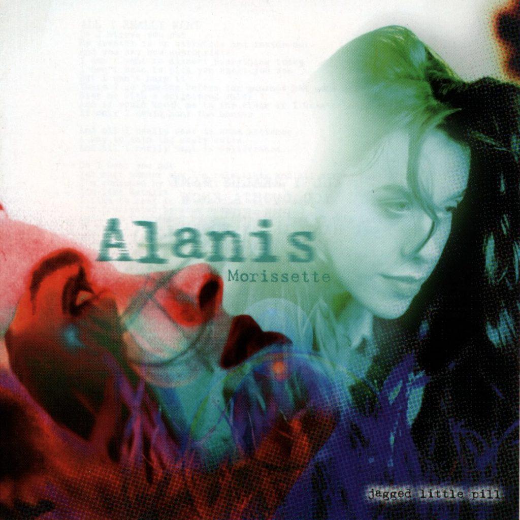 """Alanis Morisette's """"Jagged Little Pill"""" album"""