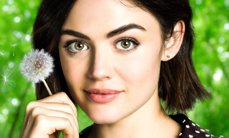 "Lucy Hale in ""Life Sentence"" (Photo by Jordon Nuttall/The CW)"