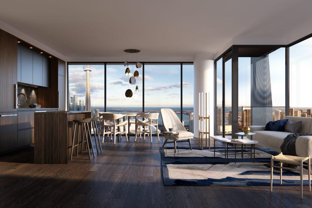 Nobu Toronto includes Nobu Residences