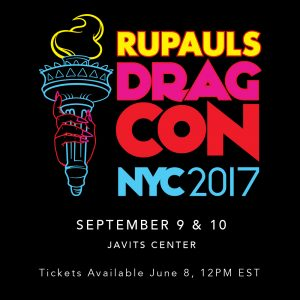 RuPaul's DragCon NYC 2017