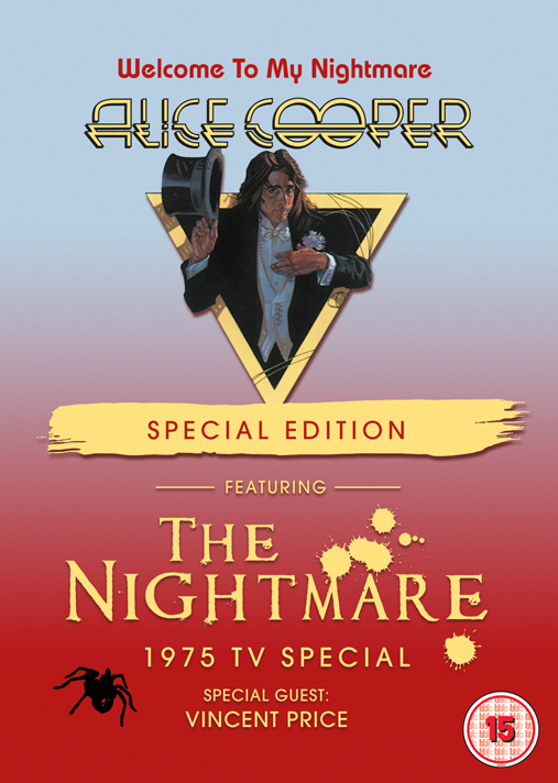Alice Cooper - Welcome to My Nightmare Special Edition
