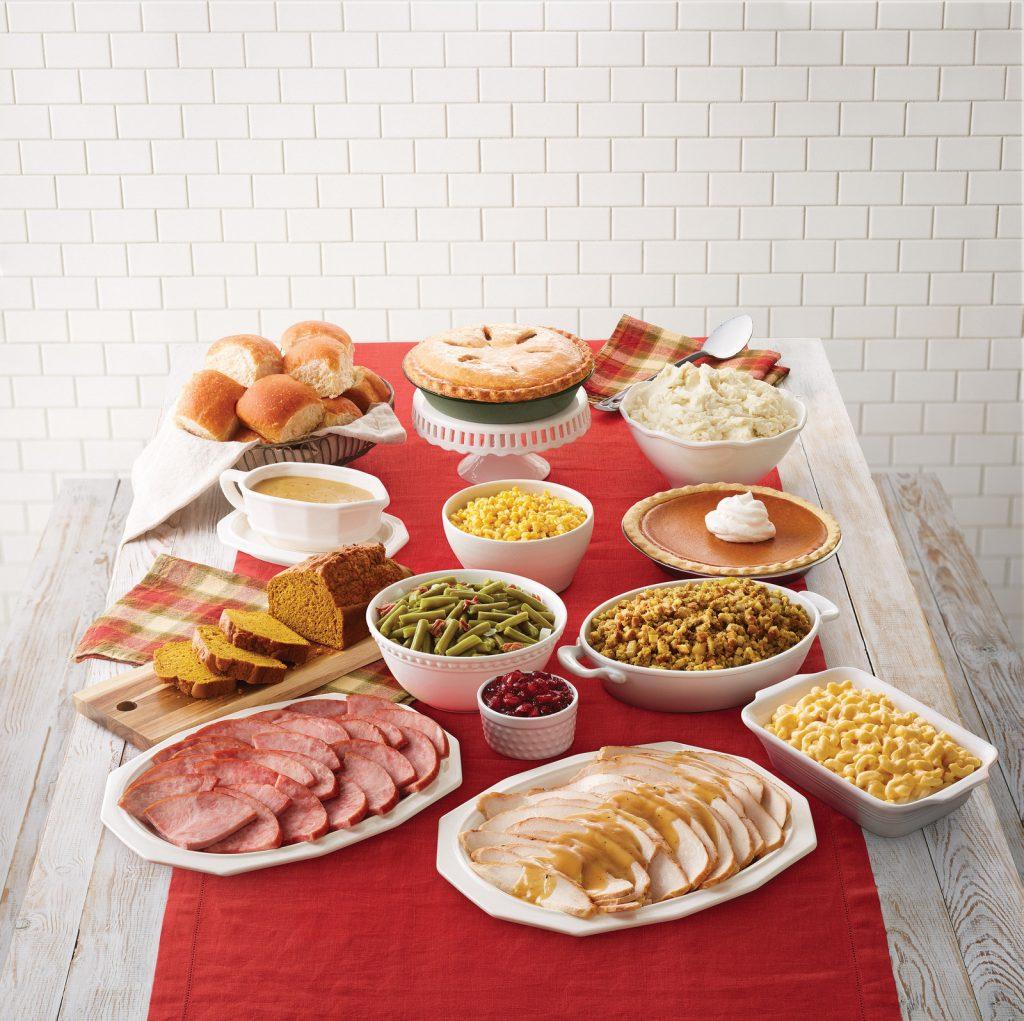 Bob Evans Restaurants' Thanksgiving Farmhouse Feast