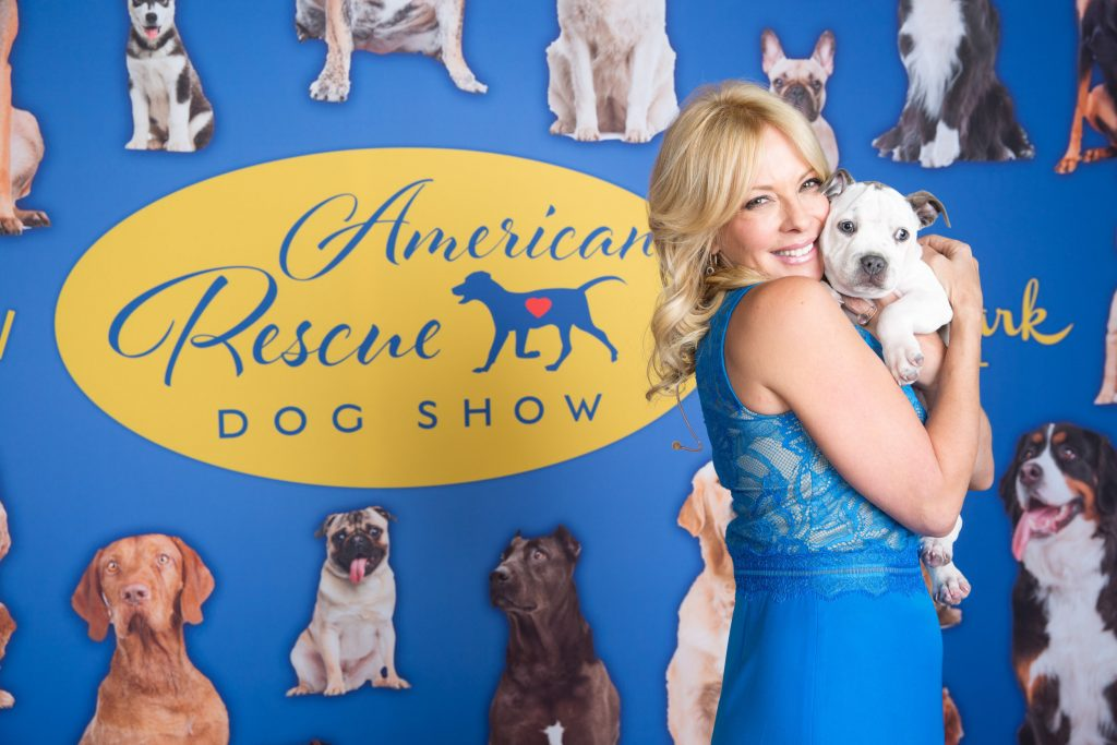 """2018 American Rescue Dog Show"" (Photo by Jeremy Lee/Alexx Henry Studios)"